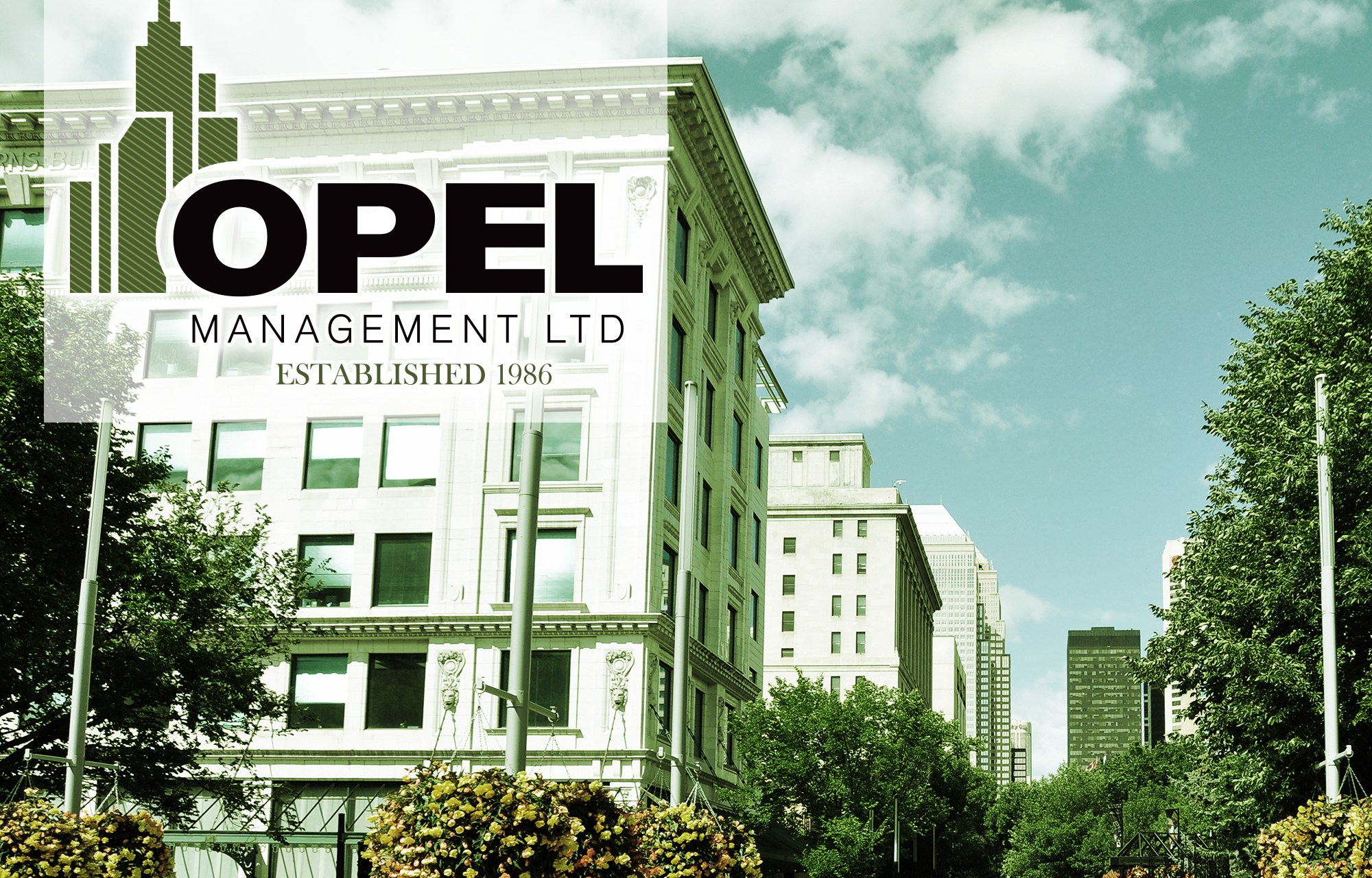 Opel Management is a property management company located in Calgary, Alberta, Canada.